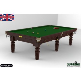 Snooker RILEY Renaissance 10 ft Acajou