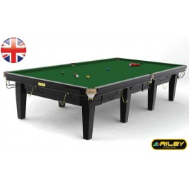 Snooker RILEY Grand 12 ft Noir