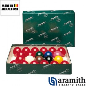 Billes Snooker Aramith 57,2 mm