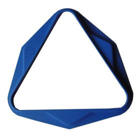 Triangle plastique Bleu 50,8 mm