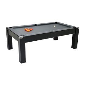 Billard Pool Cardiff 7ft Noir
