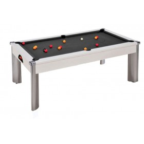 Billard Pool Fusion 7ft Blanc - SUR COMMANDE