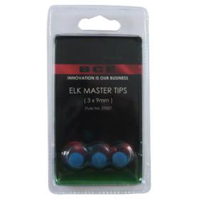 Procédés Elkmaster (3) 9 mm sous blister
