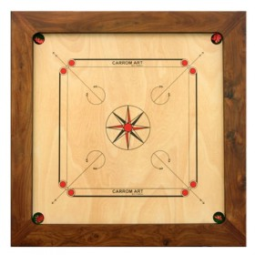 Carrom W.C.T. Bull-Dog Natural