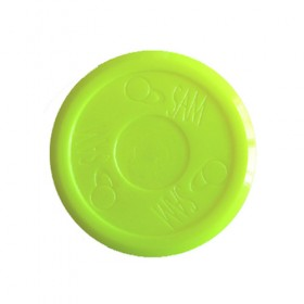 Palet Air Hockey 2000 jaune fluo