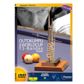 DVD World Cup 3 Bandes. Sluiskil 2007