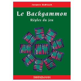 Livre Le Backgammon