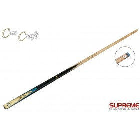 Queue billard Cue Craft 3 Colour (3/4) bleue