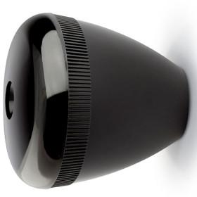 Poignée baby foot ronde noire Bonzini