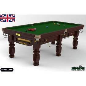 Snooker RILEY Club 9 ft Acajou