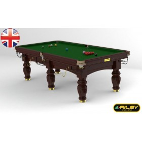 Snooker RILEY Aristocrat 9 ft Acajou