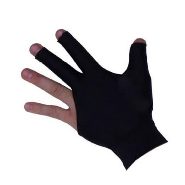 Gant de billard Noir