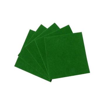 Patch de réparation tapis Vert laine