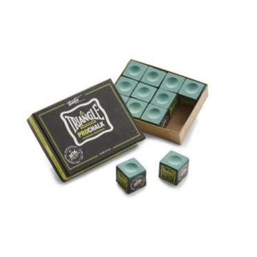 Boîte de 12 craies Triangle Pro-Chalk