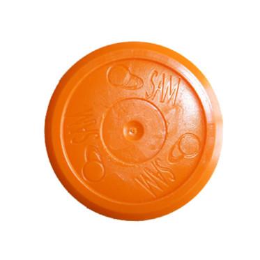 Palet Air Hockey 2000 orange Souple