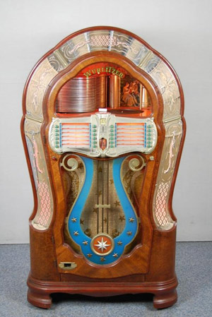 JUKEBOX WURLITZER