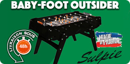 Babyfoot Outsider Sulpie