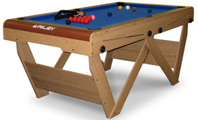 Billard Riley Pool 6ft Américain