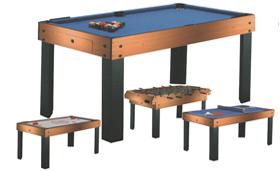 Table Multi Jeux