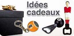Accessoires et idées cadeaux