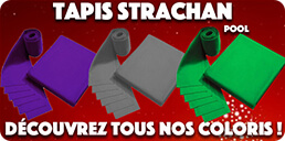 Tapis Strachan Pool et Snooker