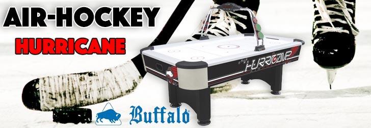 Air Hockey Buffalo Hurricane