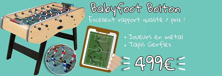 Babyfoot Bolton