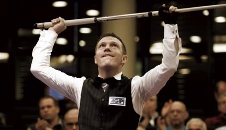 Jérémy Bury : champion du monde de billard carambole 3 bandes