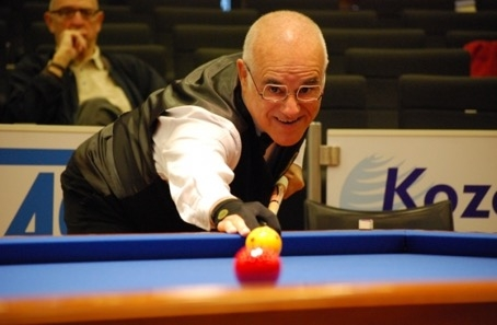Richard Bitalis : champion de France de billard carambole 3 bandes