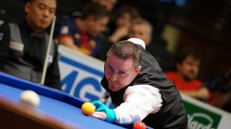 Frédéric Caudron : champion du monde, d'Europe et de Belgique de billard carambole 3 bandes