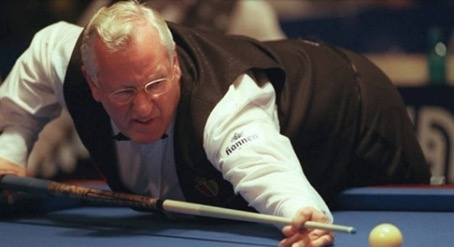 Raymond Ceulemans : Mister 100, 24 fois champion du monde de billard carambole 3 bandes